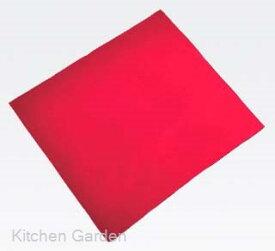 EBM ハイクラスナプキン ディープレッド 450×450