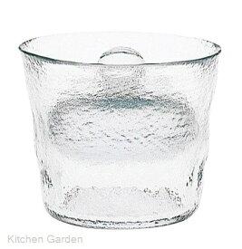 ガラス ミニ浅漬鉢 CL(380mL) 55017 .[ガラス製]