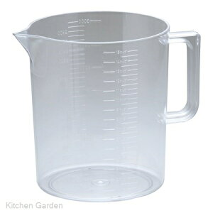 アクリル製 水マス (ポリカーボネイト製) 3リットル