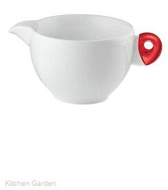 Guzzini(グッチーニ) フィーリングカフェシリーズ  ミルクジャグ2234.0065 レッド .【業務用調理用品のキッチンガーデン 〜飲食店舗用品・厨房用品専門店〜】