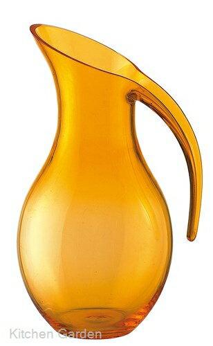 グッチーニ ジャグ(ピッチャー) 2343.0045 オレンジ .【プラスチック製ピッチャー】