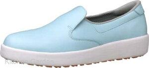 ミドリ安全ハイグリップ作業靴H-700N 30cm ブルー