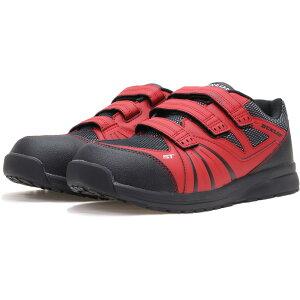 ダンロップ 30cm 4E 幅広 安全靴 マグナム ST306 RD 30cm メンズ 大きいサイズ ST306 RD 30cm 安全靴・作業靴 エスティ 306 マジックテープ DUNLOP