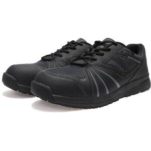 ダンロップ マグナムエスティー 【ST305】 幅広モデル 安全靴 メンズ 大きいサイズ ST305 BL 安全靴・作業靴 30cm エスティ 305