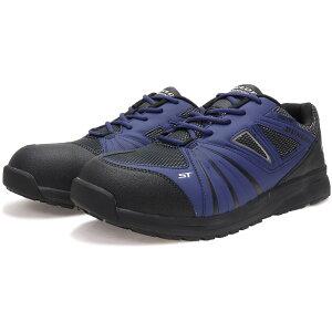 ダンロップ マグナムエスティー 【ST305】 幅広モデル 安全靴 メンズ 大きいサイズ ST305 BU 安全靴・作業靴 29cm 30cm エスティ 305
