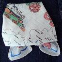 バンダナ カントリー 北欧 かわいい 花柄 大判 おしゃれ フラワーマップ インド綿 コットン 綿100% ピンク PI お弁当 包み スカーフ ハンカチ 三角巾 52cm×52cm