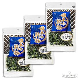 お得なセット 日本の乾物 乾燥野菜 ほうれん草 37g×3パックエアードライ製法ほくほくキッチン九州産 ホウレンソウ