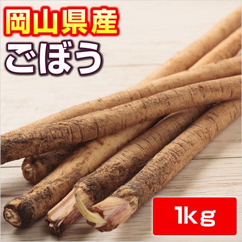 ごぼう(牛蒡)1kg