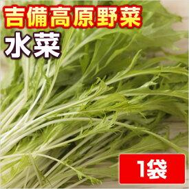 【岡山県産】水菜