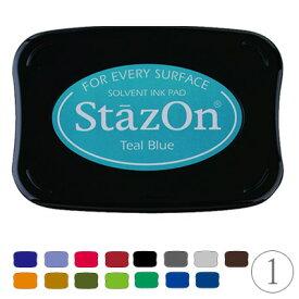 ツキネコ ステイズオン SZ 速乾性油性スタンプパッド part1 StazOn