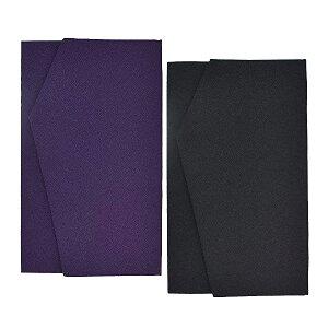 Sin 袱紗 ふくさ 金封 紫/黒 日本製 慶弔両用
