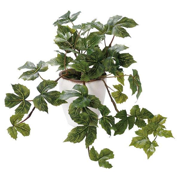 光触媒 インテリアグリーン メイプルリーフLB LB-03 497959D 観葉植物 造花 フェイクグリーン 人工
