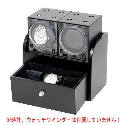 あす楽 BOXY Design ワインダー用ウッドハウジング 2本用