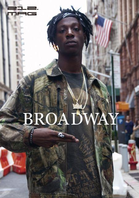 212 MAGAZINE(212マガジン) / BROADWAY  ニューヨーク