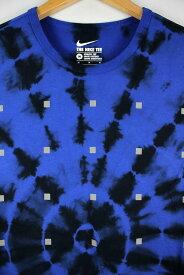 NIKE (ナイキ) / TIE-DYE Tee (タイダイTシャツ) / blue  アメリカ買い付け 日本未発売モデル