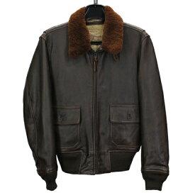 AVIREX G-1  ブラウン レザージャケット ブラウン 羊皮  新品 Lサイズ