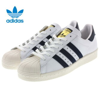 10% OFF Adidas adidas superstar 80s AC SUPERSTAR 80s AC FTW white / college navy / chalk white BB5896
