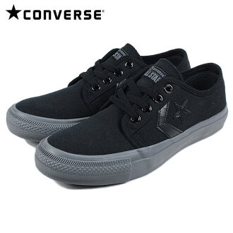 20%OFF Converse CONVERSE XL Chevron star CK monosole OX black