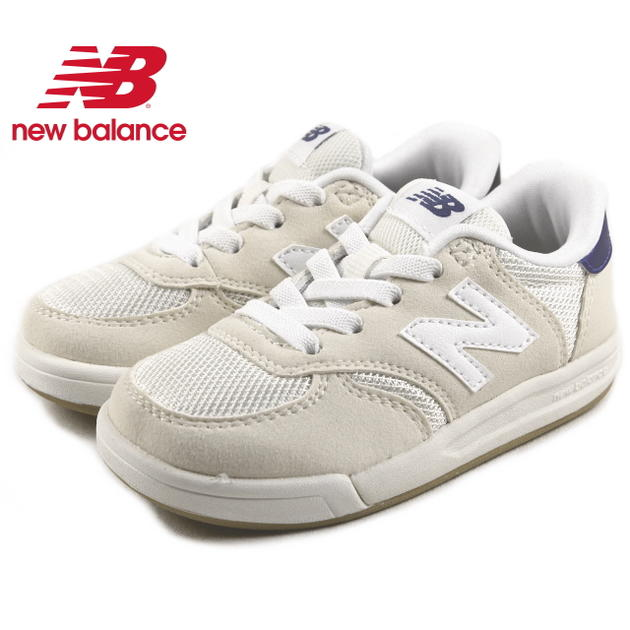 子供 ニューバランス New balance KT300 ホワイト WHI[G]