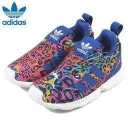 小孩愛迪達adidas ZX FLUX 360 I Z X亞麻360 I FTW白/EQT藍色/EQT藍色S75218