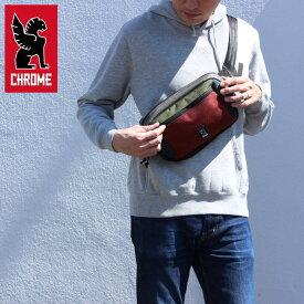 【毎日発送】クローム CHROME バッグ ジップトップ ウエストパック Ziptop Waistpack レムナンツ Remnants BG-288-RMNT-NA-NA [BG]【GOON】