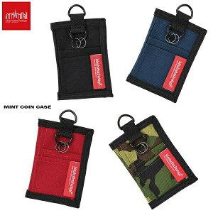 定番 マンハッタンポーテージ Manhattan Portage バッグ ミント コイン ケース 1048 ブラック (BLK) ネイビー (NVY) レッド (RED) カムフラージュ (CAM)[BG]【FNOH】