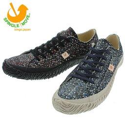 supingurumuvu SPINGLE MOVE運動鞋SPM-116紅(10)深藍(39)[N]