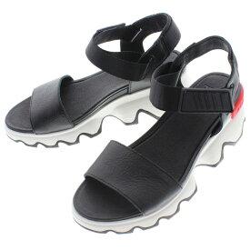 ソレル SOREL キネティック サンダル KINETIC SANDAL ブラック NL3567-010 【GOOI】