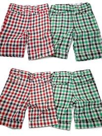 スパナー SPANNER ギンガムチェックグルカ パンツ ズボン 100cm 120cm 3081102 [80%] 子供服 キッズ ジュニア 男の子 女の子 男子 女子