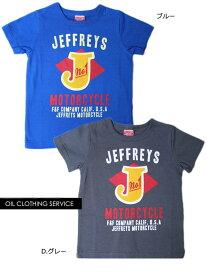 オイルクロージングサービス OIL CLOTHING SERVICE 手描き風Tシャツ メンズL 140222J[50%] 子供服 ジュニア 男の子 メンズ 大人