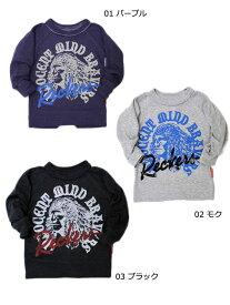 レッカーズ Reckers ロゴプリント ロンTシャツ 100cm 110cm S M 46593[50%] 子供服 キッズ ベビー ジュニア