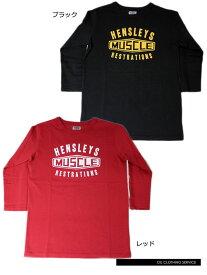 オイルクロージングサービス OIL CLOTHING SERVICE HENSLEYS7分Tシャツ(メンズM〜LL)147101[50%] 子供服 キッズ ベビー ジュニア