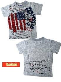 レッカーズ Reckers アメリカトラベルTシャツ 90cm 100cm 110cm 120 130 54102[50%] 子供服 キッズ ベビー ジュニア