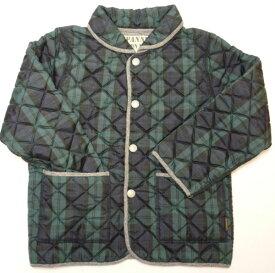 スパナー SPANNER リバーシブルキルティングジャケット 95cm 3140305b[50%] 子供服 キッズ ベビー ジュニア