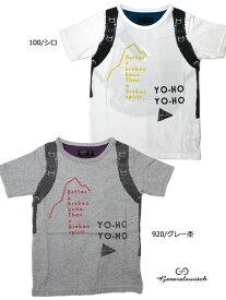 ジェネラルスウィッチ GENERAL SWITCH パックグラフィックTシャツ 120cm 130cm 140cm 314122433[50%] 子供服 キッズ ベビー ジュニア