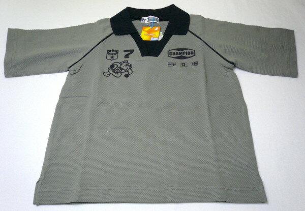 ティンカーベル 子供服 衿付きFIGHT!五分袖Tシャツ 110cm 119-5308 キッズ ベビー ジュニア 定価4,500円 80%