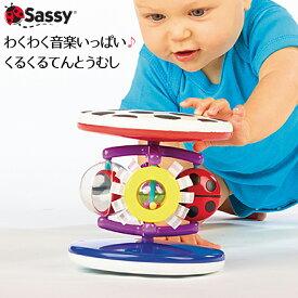 Sassy ファッシネーション ロール アラウンド知育玩具 0歳 1歳 2歳 誕生日プレゼント 知育 赤ちゃん ベビー 男の子 男 女の子 女 出産祝い 子ども おもちゃ オモチャ 玩具 子供 キッズ ギフト 幼児