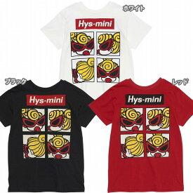 Hystericmini ヒステリックミニ GALLERY LA リバーシブル BIG 半袖Tシャツ