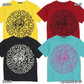 Hystericmini ヒステリックミニ GALLERY LA UZコンパクト半袖Tシャツ