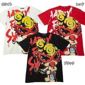 Hystericmini ヒステリックミニ TAGGING MINI コーマ天竺BIGTシャツ