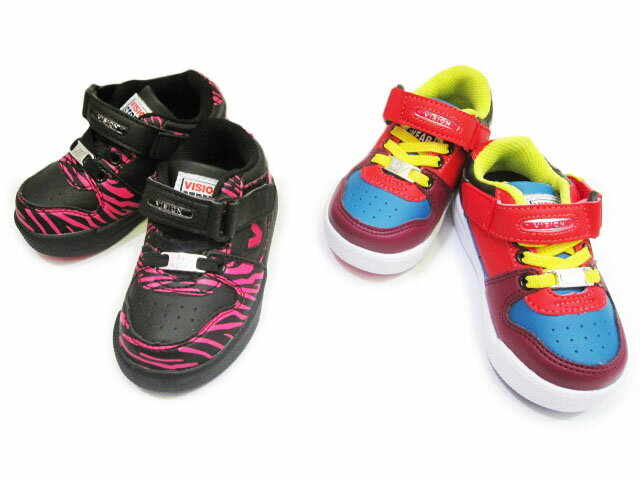 ★■VISION STREET WEAR▲ACTIVE CASUAL KIDS (12-19cm)