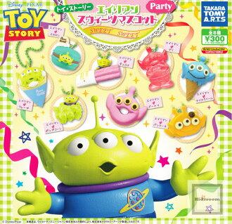 玩具的故事外星人糖果吉祥物方 ★ 所有 8 件