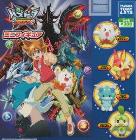 【コンプリート】パズドラクロス ミニフィギュア ★全4種セット
