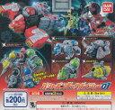 【コンプリート】宇宙戦隊キュウレンジャー ガシャポンキュウボイジャー01 ★全5種セット
