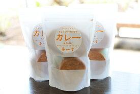 【カレー味】カレーライス煎餅(チャック付袋7枚入)【喜八堂】中辛口で柔らか目のお煎餅です