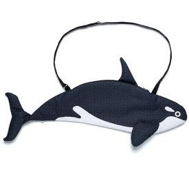 Donfisher ドンフィッシャー 防水バッグ ORCA キッズポーチ 雑貨 魚雑貨 Bag バッグ 子供カバン 鞄 子供 ユニセックス インポート子供服