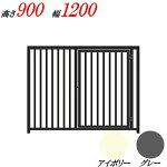 スチール製扉パネル900-1200--1