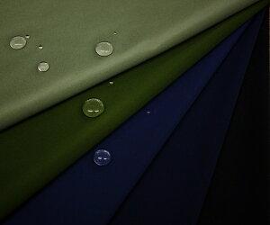 ポリエステル100%スムースニット完全防水加工&撥水コーティング無地全5色♪裏面はサラッとしたゴム引き巾140cm日本製布生地布地服地通販撥水加工エコバッグレイングッズ防水生地防水布