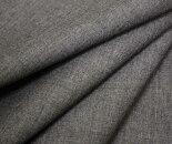 サマーウール杢グレー無地W巾150cm防縮加工ウール/ポリエステル混平織り生地布生地布地服地通販ウールウール生地