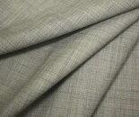 サマーウールグレー無地W巾150cm防縮加工ウール/ポリエステル混平織り生地布生地布地服地通販ウール生地